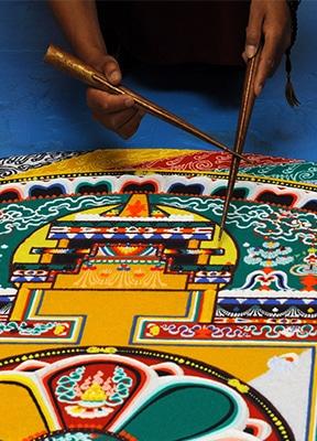 Mandala de Tonglen