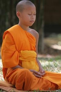 Meditation posture en Sophrologie